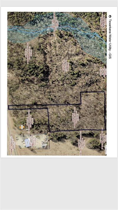 Texarkana Residential Lots & Land For Sale: 6.84 Acres E 58th