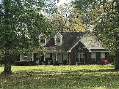 Texarkana Single Family Home For Sale: 7201 Goldfinch #7201 Gol