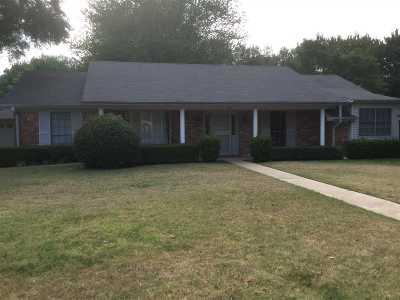Texarkana Single Family Home For Sale: 5601 Stoneridge Dr.
