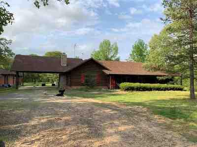 Texarkana Single Family Home For Sale: 17749 Hwy 196