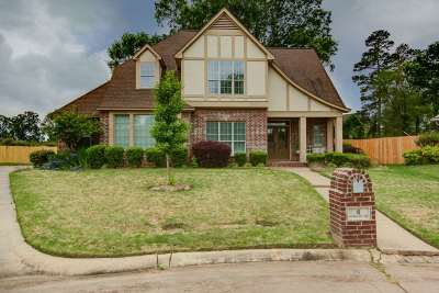 Texarkana TX Single Family Home For Sale: $319,900