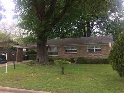 Texarkana Single Family Home For Sale: 1734 Meadowbrook Ln