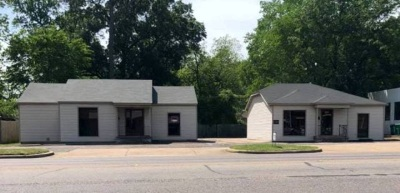 Miller County, Bowie County Commercial For Sale: 3209-3211 Texas Blvd