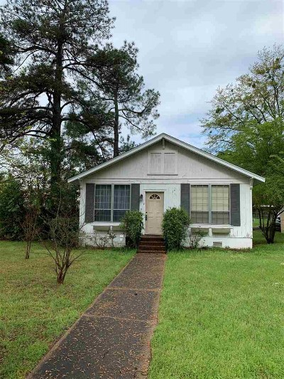 Texarkana Single Family Home For Sale: 1101 Locust Street