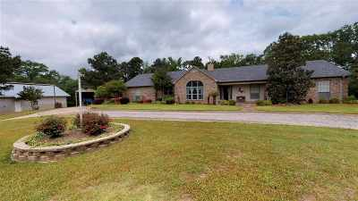 Atlanta TX Single Family Home For Sale: $549,000