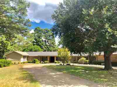 Texarkana TX Single Family Home For Sale: $485,000