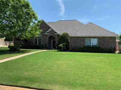 Texarkana TX Single Family Home For Sale: $339,000