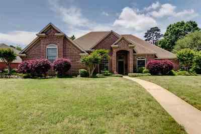 Texarkana Single Family Home For Sale: 5814 Meadowlands Drive