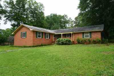 Texarkana Single Family Home For Sale: 50 S Valley