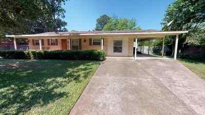 Texarkana Single Family Home For Sale: 7 Sidney