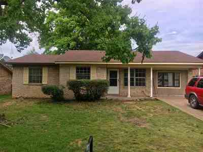 Nash Single Family Home For Sale: 236 Greenwood