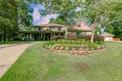Texarkana TX Single Family Home For Sale: $799,900