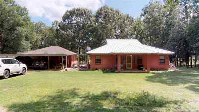 Atlanta Single Family Home For Sale: 1254 County Road 4224