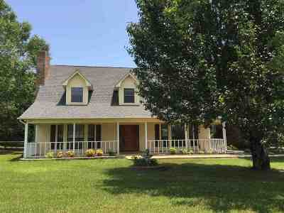 Single Family Home For Sale: 4652 Trexler Rd