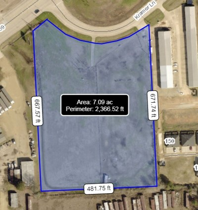 Bowie County Residential Lots & Land For Sale: 4107 Kramer Ln.