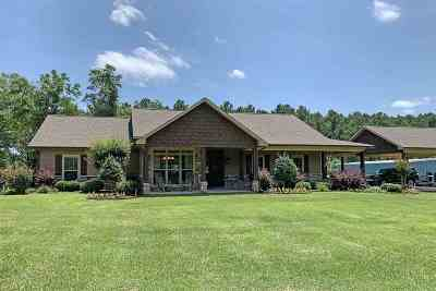 Texarkana TX Single Family Home For Sale: $439,900