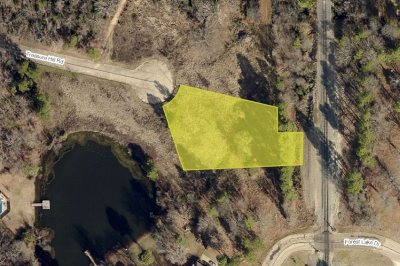 Bowie County Residential Lots & Land For Sale: Block 5 Lot 9 Treasure Hill Rd.