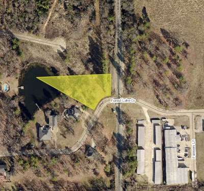 Bowie County Residential Lots & Land For Sale: Block 5 Lot 21 Forest Lake