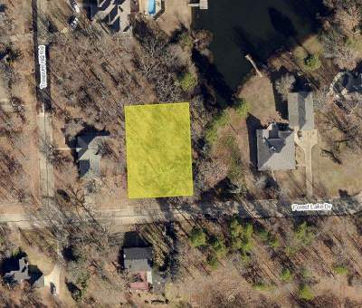 Bowie County Residential Lots & Land For Sale: Block 5 Lot 17 Forest Lake