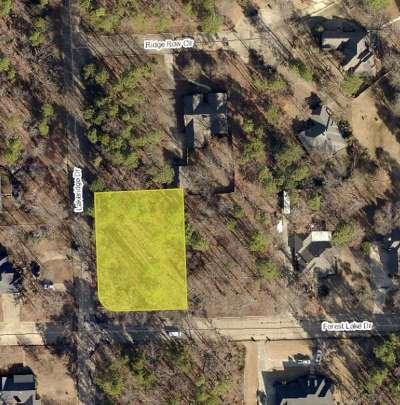 Bowie County Residential Lots & Land For Sale: Block 3 Lot 18 Lakeridge Dr.
