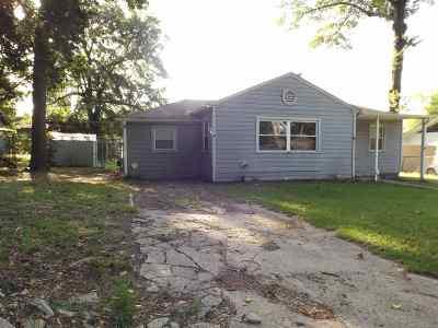 Texarkana Single Family Home For Sale: 3306 Anthony Dr.