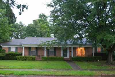 Texarkana Single Family Home For Sale: 4002 Canadian