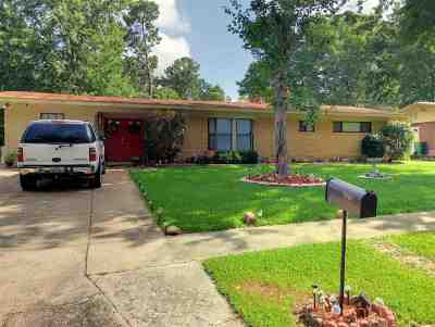 Texarkana Single Family Home For Sale: 2908 Stillwell Dr