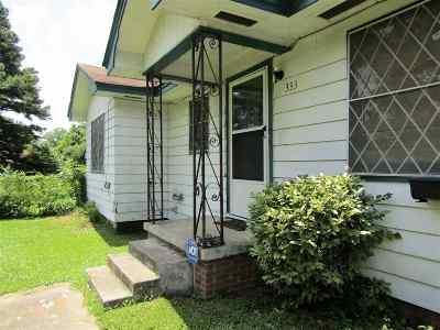 Texarkana Single Family Home For Sale: 333 Belt Rd