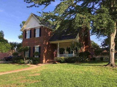 Wake Village Single Family Home For Sale: 420 Whippoorwill
