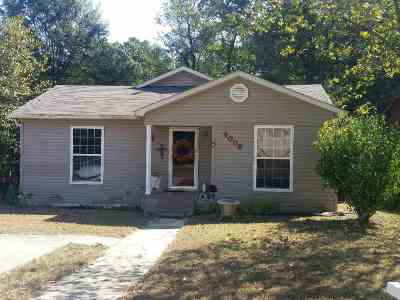 Miller County Single Family Home For Sale: 4008 Garland