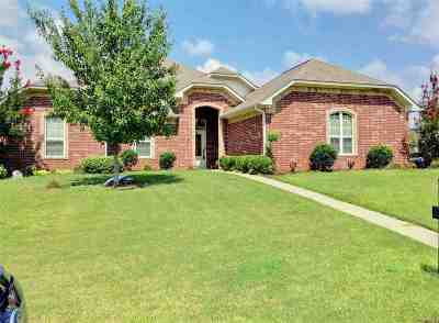 Texarkana TX Single Family Home For Sale: $224,900