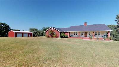 Bowie County Single Family Home For Sale: 1308 S Bowie