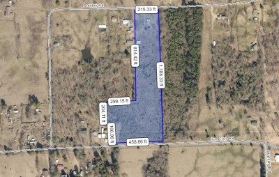 Texarkana Residential Lots & Land For Sale: 8.85 Acres Gun Club/Presely