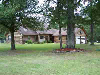 Texarkana Single Family Home For Sale: 17 Timberlake Dr
