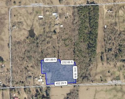 Residential Lots & Land For Sale: 4.28 Acres Gun Club Rd.
