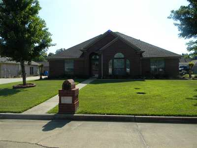 Single Family Home For Sale: 6010 Cathedral Dr