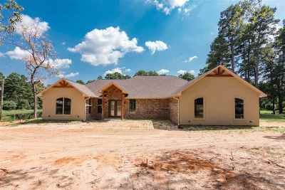 Bowie County Single Family Home For Sale: 250 Myrtle Springs Rd