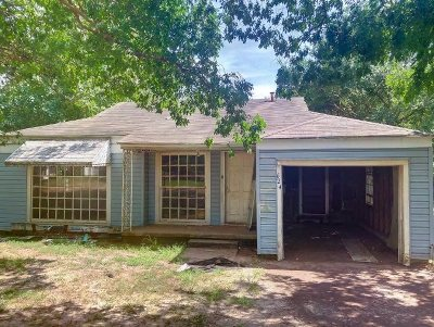 Wake Village Single Family Home For Sale: 624 Arizona