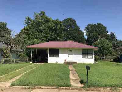 Texarkana Single Family Home For Sale: 1202 Martha Street