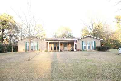 Bowie County Single Family Home For Sale: 32 Big Oak