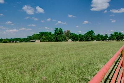 Texarkana Residential Lots & Land For Sale: Tr 1 Earnest Rd