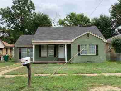 Texarkana Single Family Home For Sale: 2442 N. Akin St.