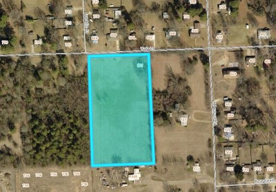 Texarkana Residential Lots & Land For Sale: 601 Wade Ln.