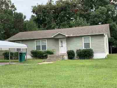 Hooks Single Family Home For Sale: 102 E Avenue I