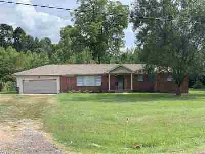 Bowie County Single Family Home For Sale: 7311 W 7th