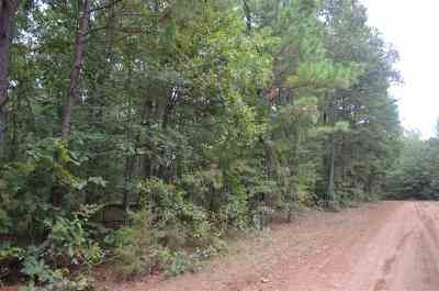 Cass County Residential Lots & Land For Sale: Tbd County Road 2918