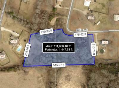 Residential Lots & Land For Sale: Lots 10,11,12 Hillcrest Dr.