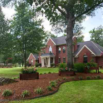 Bowie County Single Family Home For Sale: 2 Bent Tree Court