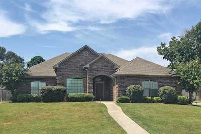 Texarkana Single Family Home For Sale: 7410 Palisades