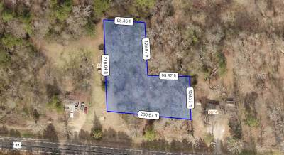 Bowie County Residential Lots & Land For Sale: 0.64 Acres Hwy. 82